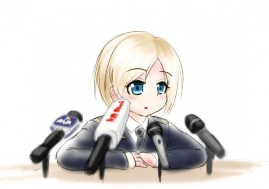 Natalia Poklonskaya par Mikey SK