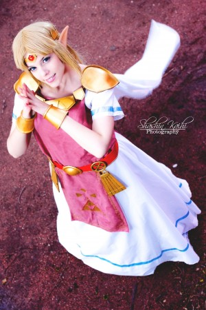 Maho cosplay - Zelda from The Legend of Zelda, A Link Between Worlds Photo by Shashin kaihi Photography