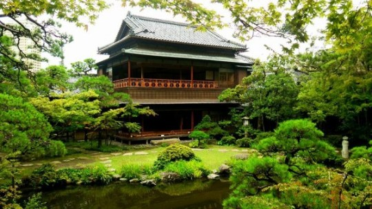 Villa ère taisho niigata par Katuhiro Suhara (10)