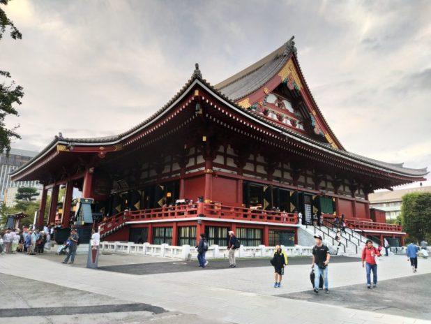 Asakusa - un PVT au Japon
