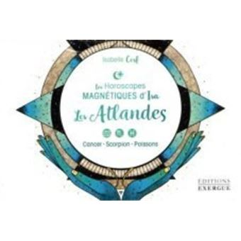 coffret oracle les atlandes