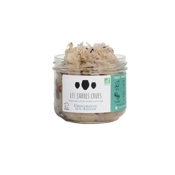 Choucroute aux algues bio