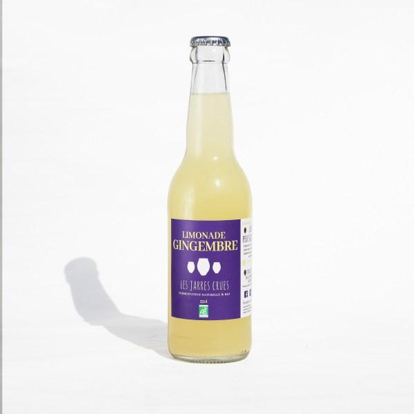 Limonade gingembre