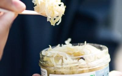 La choucroute : histoire d'un (super)aliment lactofermenté