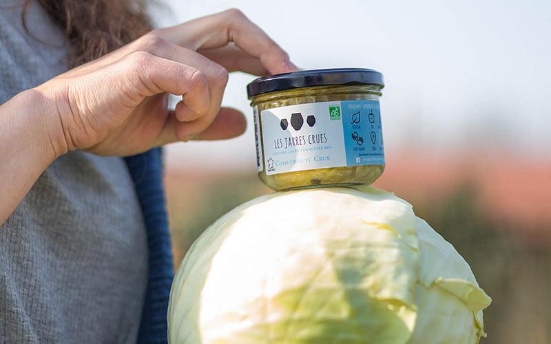 produire des légumes lactofermentés