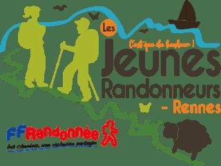 Logo Association les jeunes randonneurs Rennes