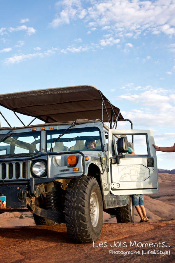 Moab en Hummer 19
