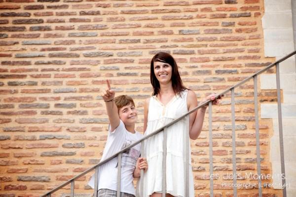 Karine et Maxence Pau 2013 2