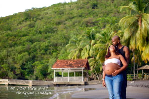Photos grossesse Martinique enceinte de 7 mois 2