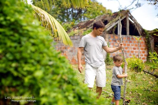Seance famille Village de la Poterie Martinique 27