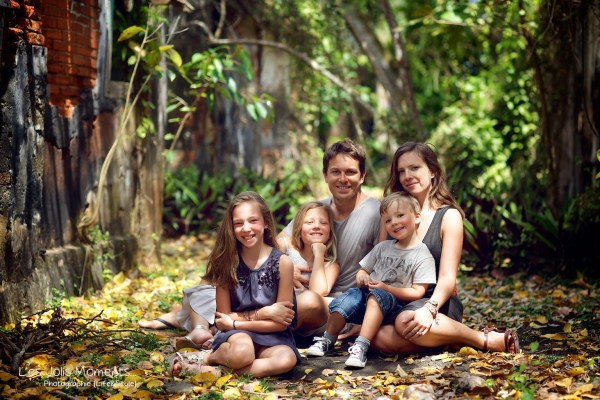 Seance famille Village de la Poterie Martinique 28