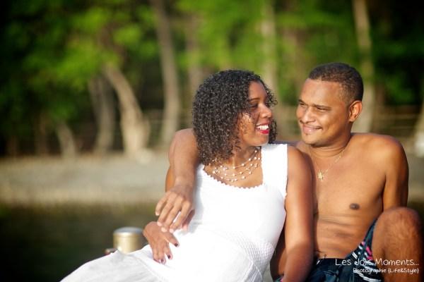 Seance maternite a Anse Noire 20