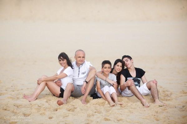 Seance photo famille Landes 13