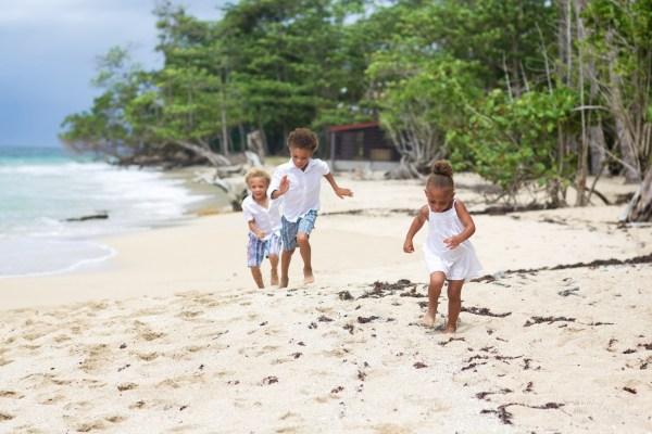 Seance famille plage Sainte Luce 4