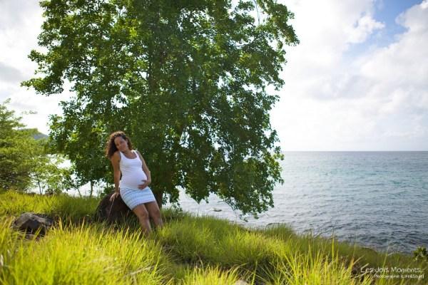 Seance grossesse Martinique 10