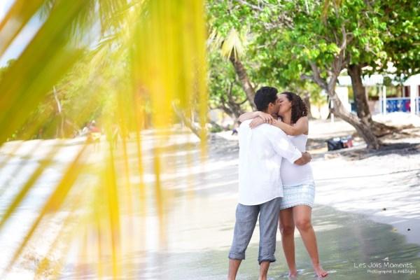 Seance grossesse Martinique 40