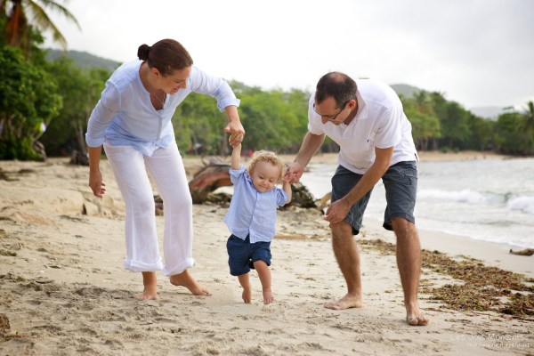 seance famille petit garcon Martinique 23