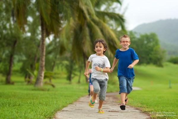 Seance photo enfants fratrie Martinique 50