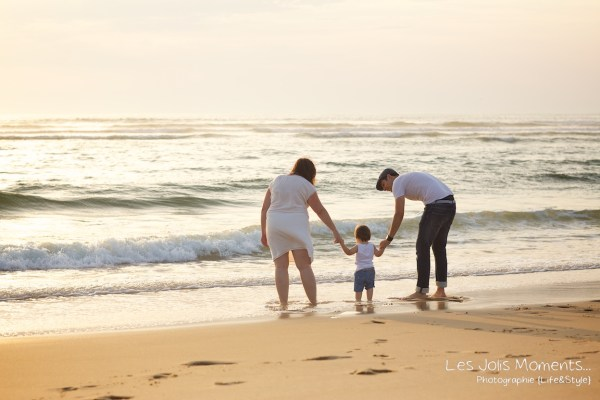 Seance photo famille dans les Landes 34