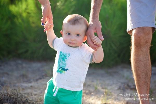 Seance en famille avec bebe dans les Landes 23