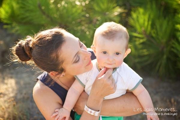 Seance en famille avec bebe dans les Landes 27