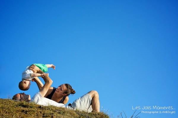 Seance en famille avec bebe dans les Landes 39