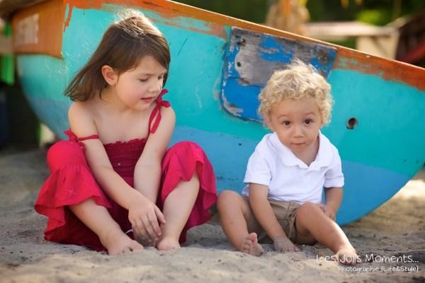 Seance grande famille a la plage 2