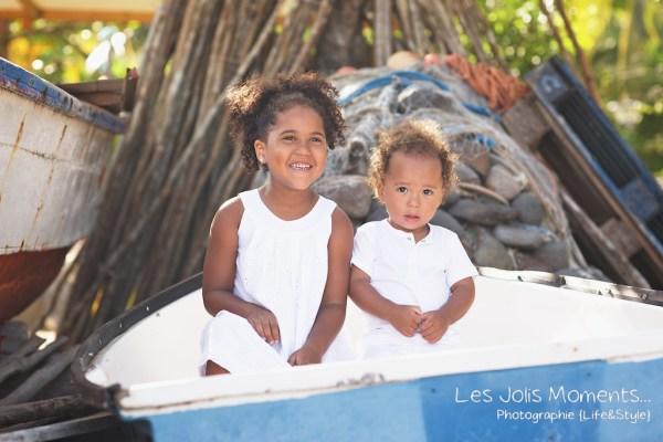 Seances photo en famille en Martinique Anse Dufour 2