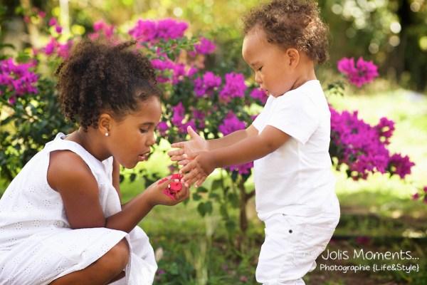 Seances photo en famille en Martinique Anse Dufour 7