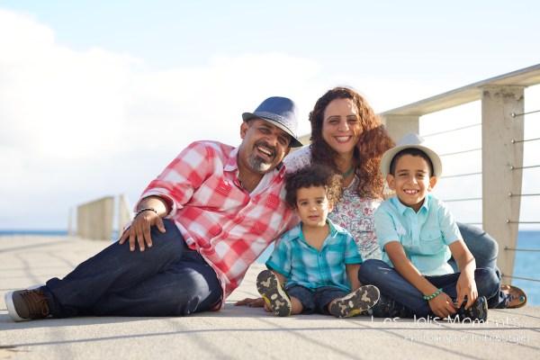 Seances photo en famille en Martinique Diamant 4 (1)