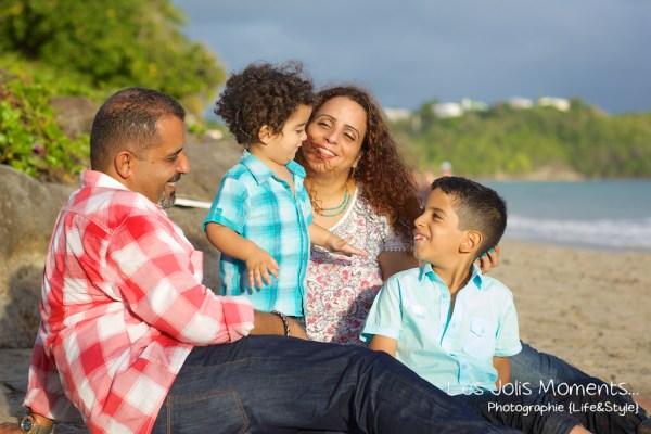 Seances photo en famille en Martinique Diamant 6 (1)