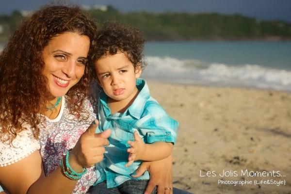 Seances photo en famille en Martinique Diamant 7 (1)