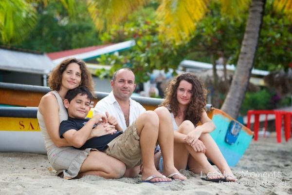 Seances photo en famille en Martinique Grande Anse 4