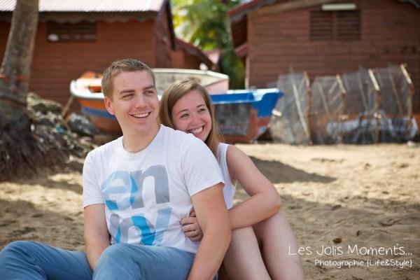 Seance couple en Martinique 10