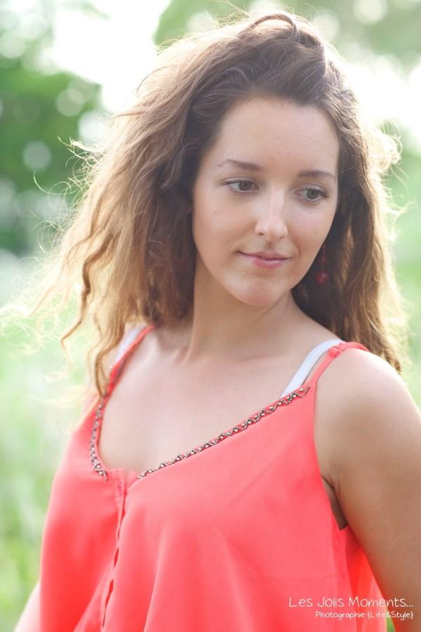 Seance portrait jeune femme martinique 1