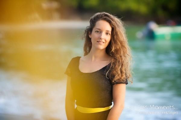 Seance portrait jeune femme martinique 11