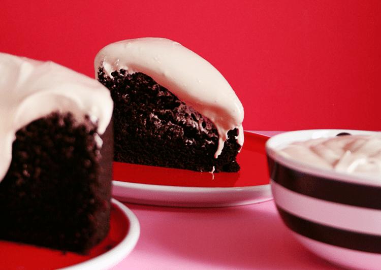 Gateau Chocolat Guiness