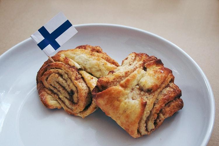 Korvapustii, une pâtisserie finnoise!