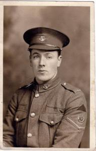 Lance-corporal James Ryan