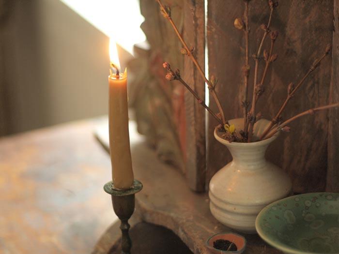 candlemasbrigidaltar