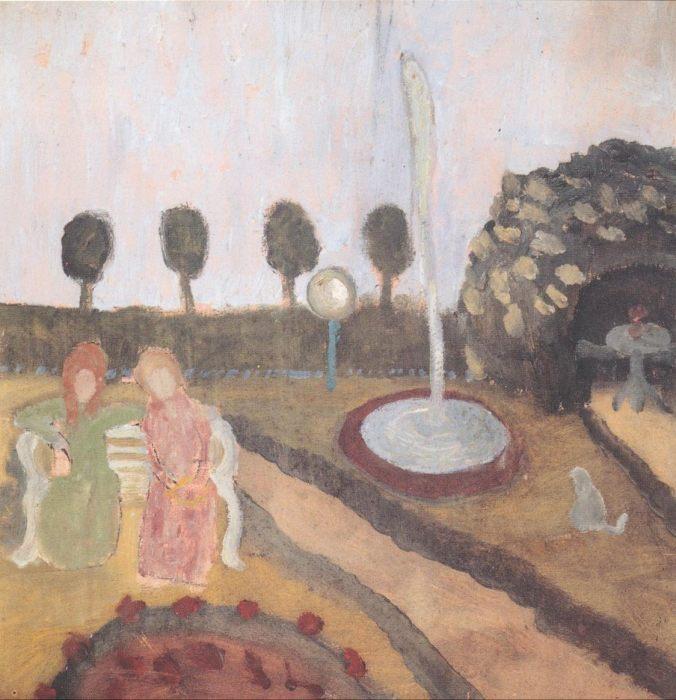 women-fountain-modersohn-becker