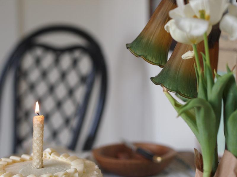 birthdaycaketulips
