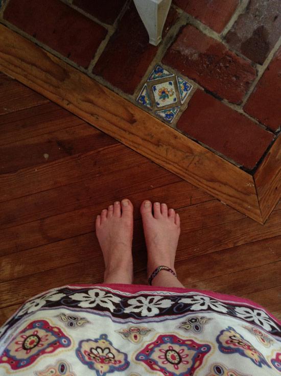 damp-floor