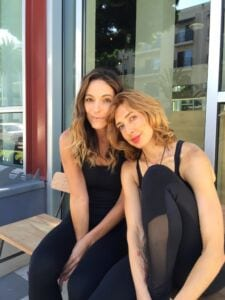 Pilates Day Retreats Jeni DelPoza Lesley Logan