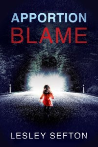 Apportion Blame by Lesley Sefton - cover image