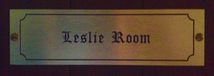 Leslie Room, 4 poster