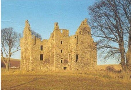 Leslie Castle in 1979
