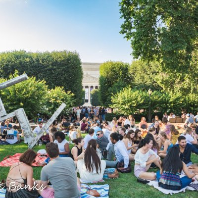 Jazz in the Garden at the National Gallery of Art