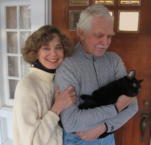 leslie, Danny and Kitty