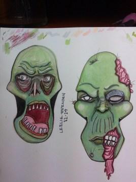 zombie jambi